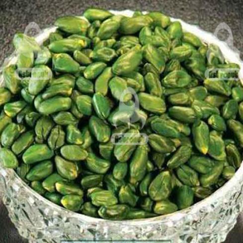 Green Peeled Pistachio Kernels Astronut
