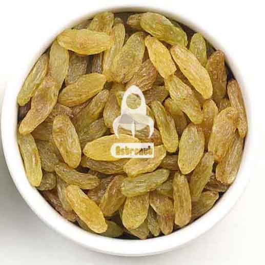 Golden Kashmar Raisins Astronut
